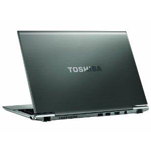 Toshiba Satellite Z830 Aussenansicht