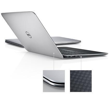 Dell XPS 13 Aussenansicht