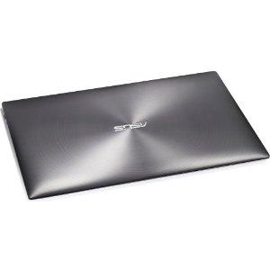 Asus Zenbook UX21 Außenansicht