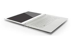 Acer Aspire S7 - 180 Grad geöffnet
